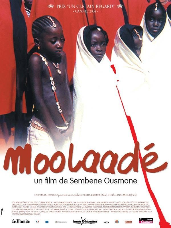 Moolaadé (2004) Senegal. Dir: Ousmane Sembene. Drama. Feminismo. Sexualidade. Antropoloxía. Cine social - DVD CINE 1392
