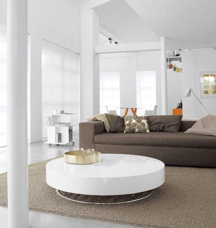 1000 idee n over runder couchtisch op pinterest ronde. Black Bedroom Furniture Sets. Home Design Ideas