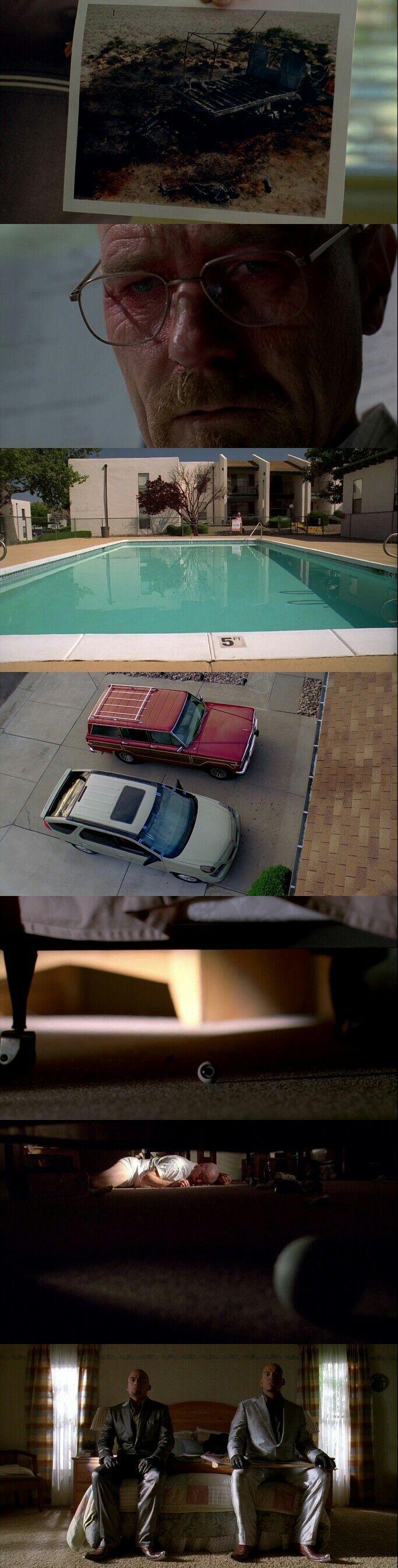 Breaking Bad Season 3 Episode 2 : Caballo Sin Nombre.