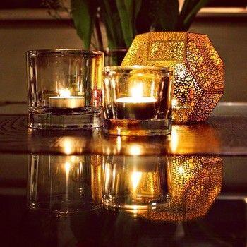 幻想的なガラスの世界で癒されたい♪イッタラのキャンドルホルダー