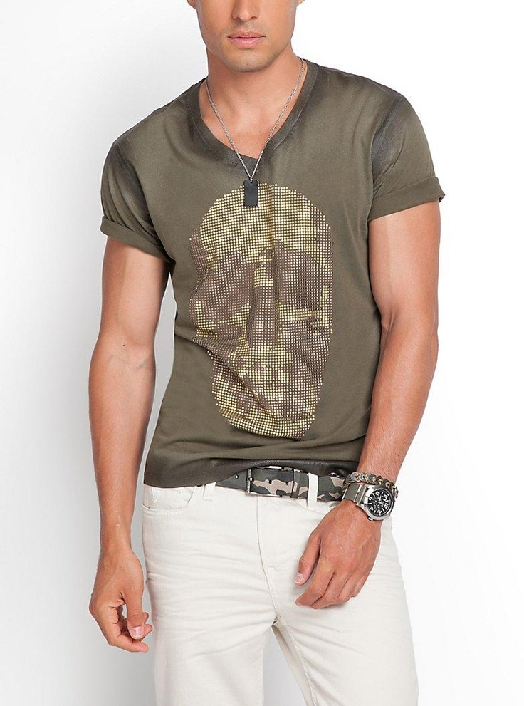 vêtements pour hommes Guess / Guess clothing for men