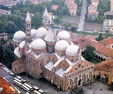 Padova. La basilica di S.Antonio