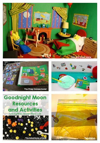 Goodnight Moon Resources and Activities