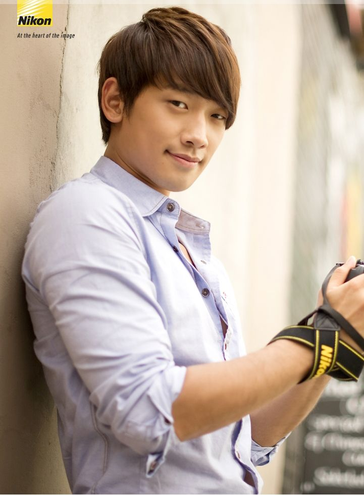 NO 14 of DramaFever's 50 best pics of Rain. (Nikon 2010)