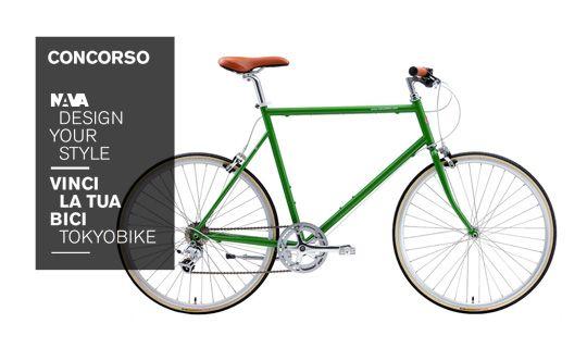 """HAI ANCORA POCO TEMPO PER PARTECIPARE AL CONTEST """"NAVA DESIGN YOUR STYLE""""!   Partecipa al concorso NAVA Design Your Style e vinci una delle 5 meravigliose biciclette Tokyobike messe in palio da NAVA Design! Scopri di più! ⇒ http://www.navadesign.com/it/blog/concorso-nava-design-your-style-bicicletta-tokyobike/ #nava #navadesign #navadesignyourstyle #tokyobike #contest #concorso"""