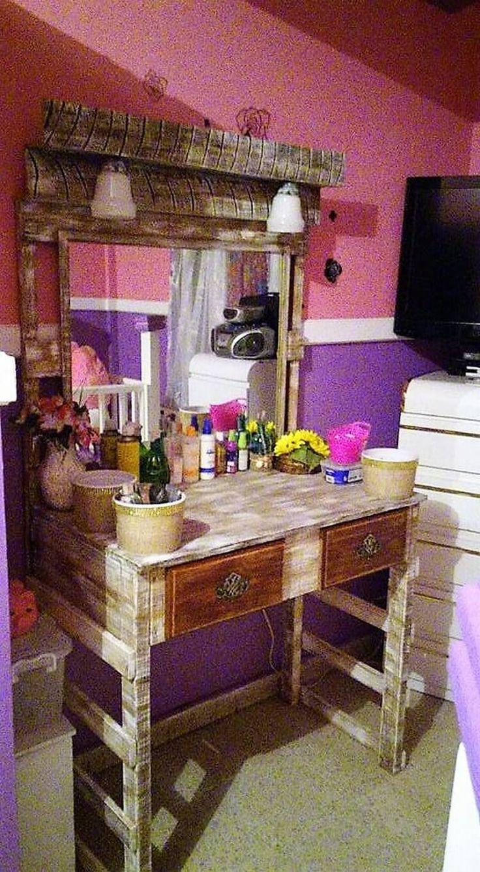 Best 25 Vanity Set Up Ideas On Pinterest Vanity Table With: 25+ Best Makeup Tables Ideas On Pinterest