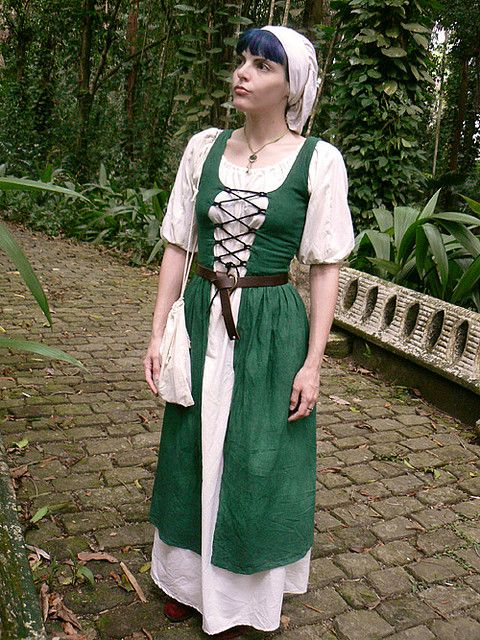 Medieval Irish Clothing Patterns | Irish Dress | Flickr - Photo Sharing!