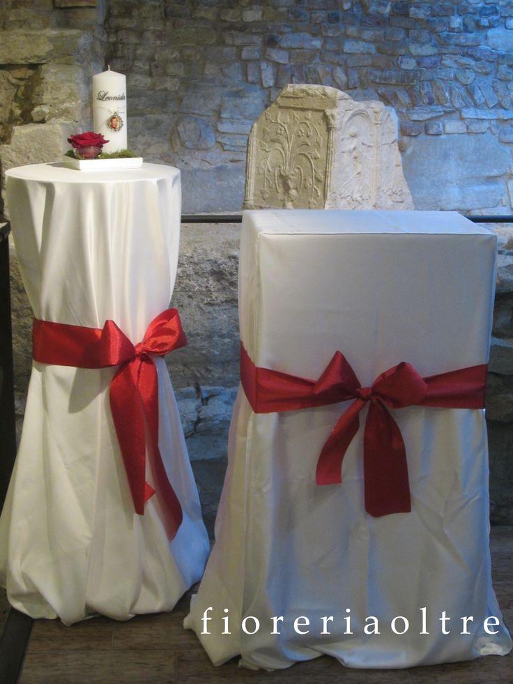 Fioreria Oltre/ Wedding at Christmastime