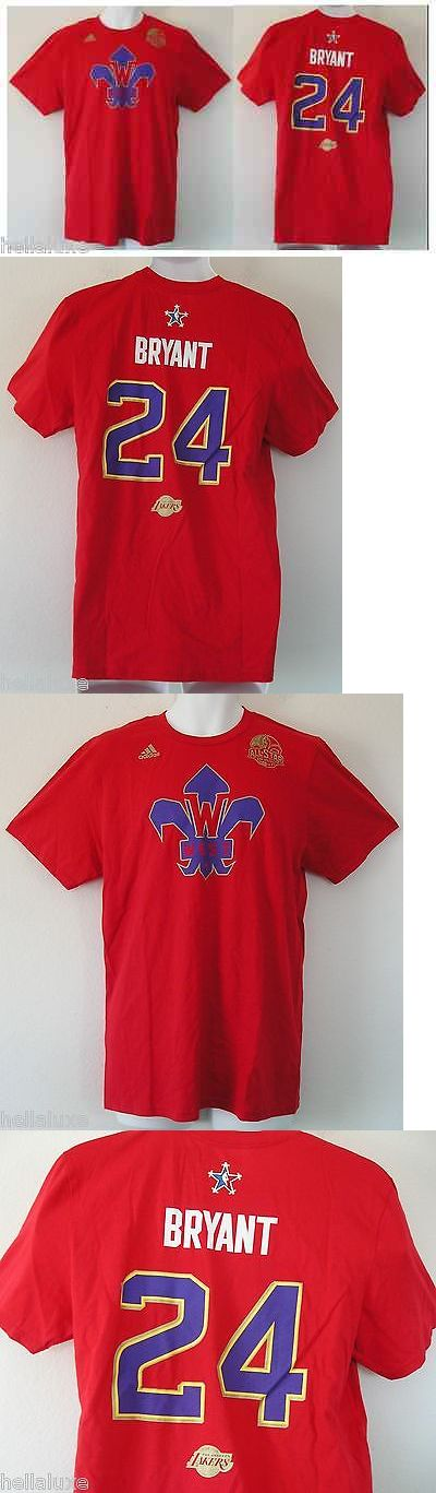 Men 158965: Nwt~Adidas Kobe Bryant La Lakers Nba All Star Jersey-T Shirt Basketball~Men Sz M -> BUY IT NOW ONLY: $49.99 on eBay!