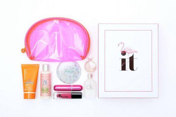 Une beauty box pour Marionnaud