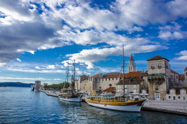 Trogir Croatia Photos, Info & Facts - Footsteps of Jim | Footsteps of Jim