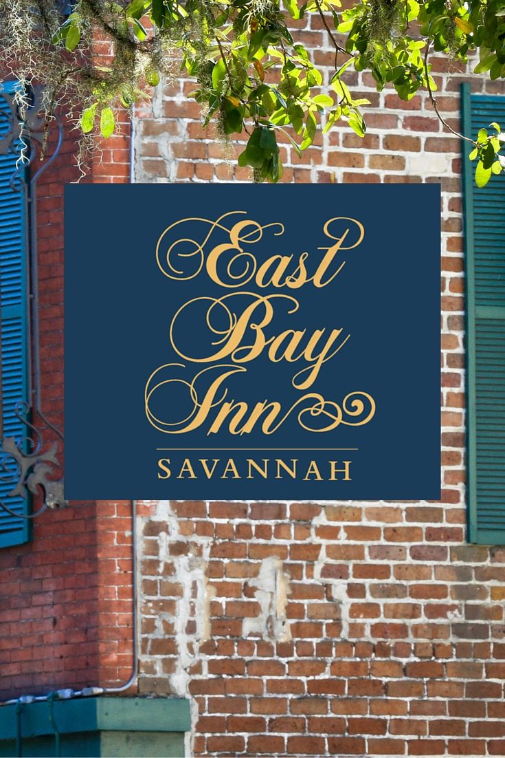 The East Bay Inn, located in the heart of Savannah's historic district and directly across from River Street. Our spacious rooms are traditionally furnished with modern conveniences. You'll find plenty of hospitality and charm at The East Bay Inn. You'll also be treated to upscale amenities. From complimentary WiFi and turndown service to outstanding dining at Skyler's Restaurant, we have cultivated the perfect place for your stay in Savannah.