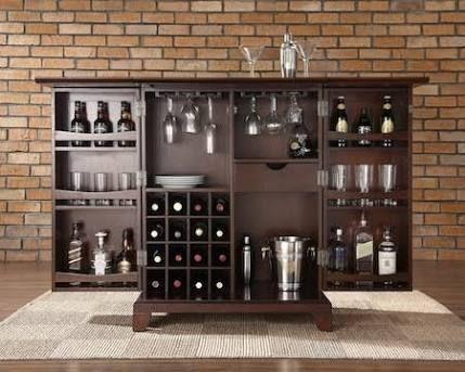 Resultado de imagen para muebles de bar pequeños y minimalistas