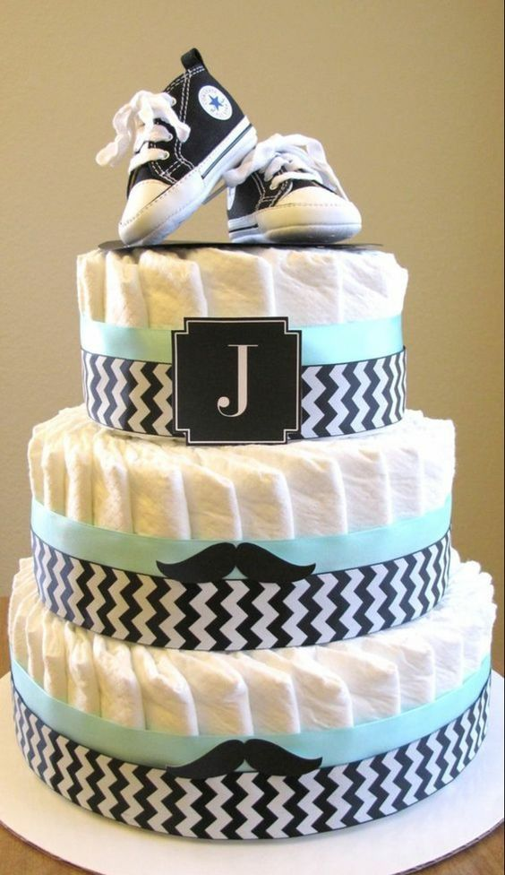 les 25 meilleures idées de la catégorie gâteaux couches pour bébés