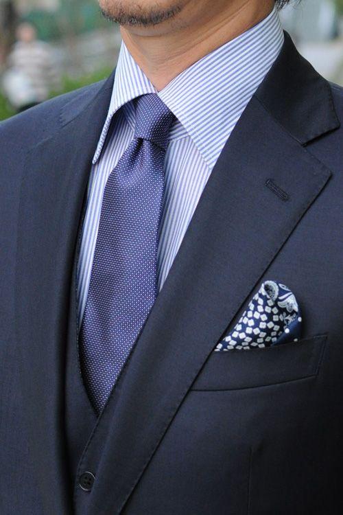 suit,shirts,tie&chief