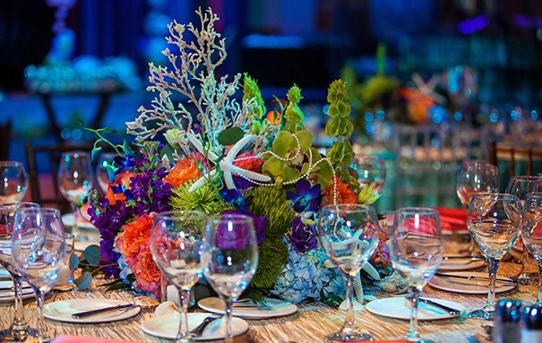 Featured Event Theme Under The Sea Gala Disney Meetings Blog