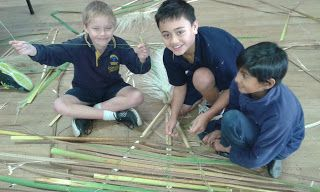 Rimu Learning Hub: Matariki Workshops: Kite Making
