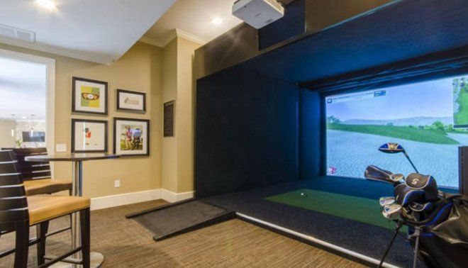 5 Things Every Golf Man Cave Needs