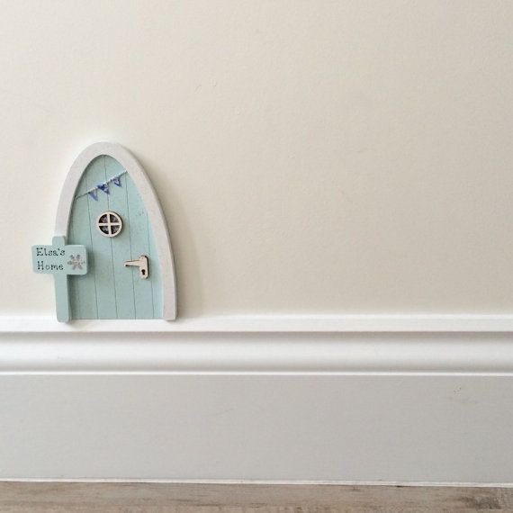 Let a little magic into your home and capture your little one's imagination with our beautiful handmade wooden fairy doors. Put your door on a