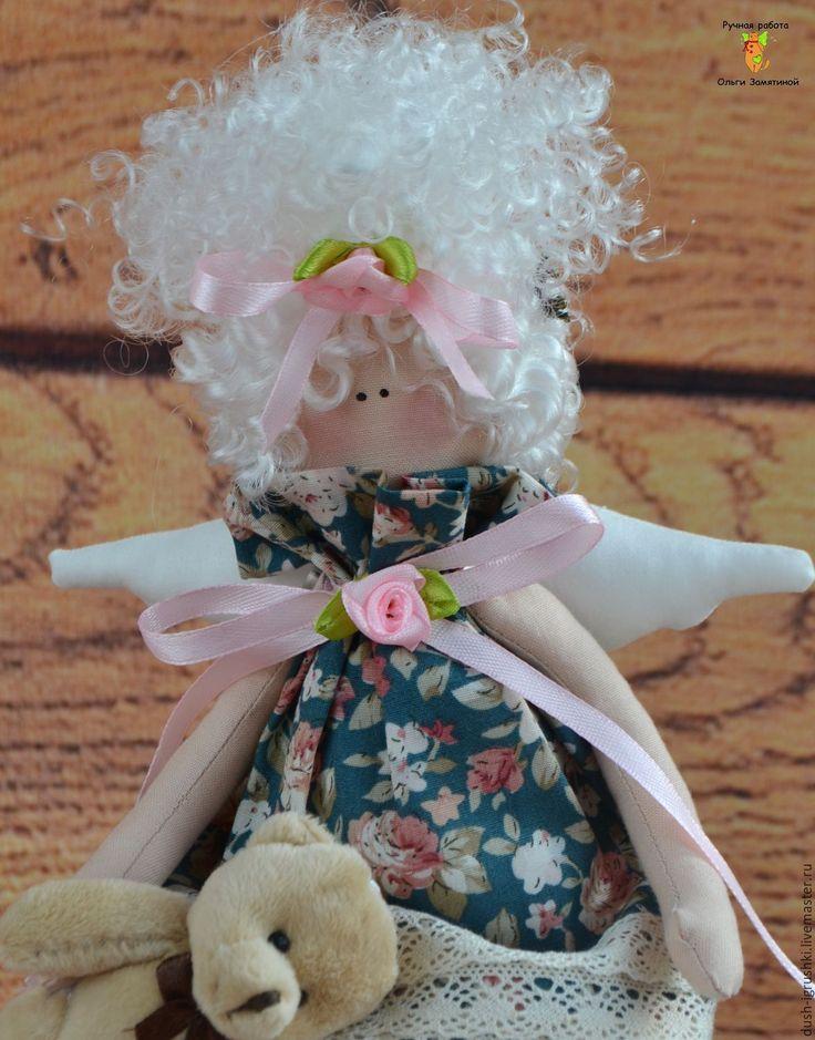 Купить Принцесса на горошине - комбинированный, принцесса, Принцесса на горошине, принцесса тильда, тильда кукла
