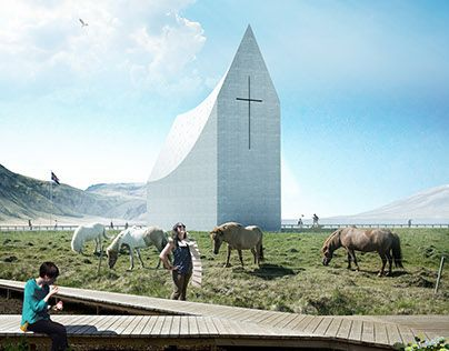 "Check out new work on my @Behance portfolio: ""Spiritus Sanctus, Reykjavik"" http://on.be.net/1C3daCQ"