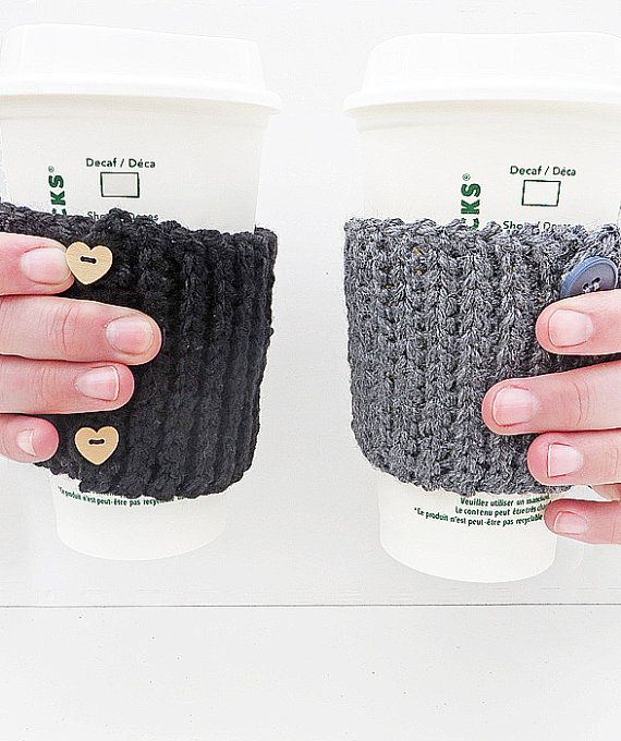 Coffee/Tea Sleeve by LilyBedilly on Etsy www.facebook.com/lilybedilly