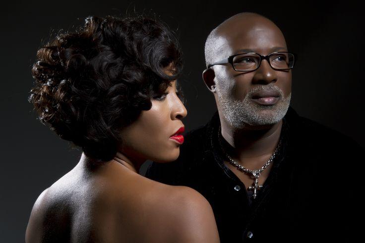 My friend, Bernard! #makeup #hairstylist #celebrities #love #art