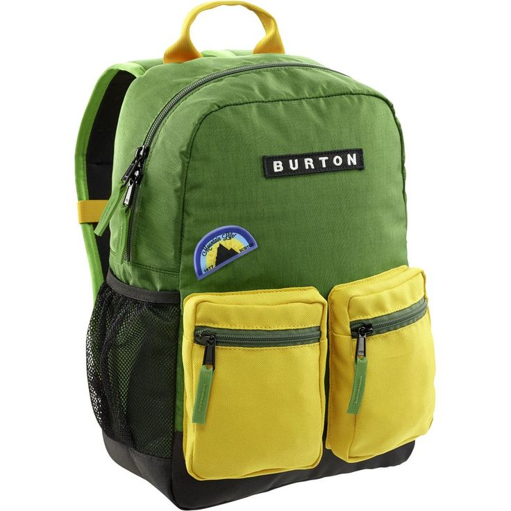 Burton Youth Gromlet Pack - Children to Youths (Kids') - Mountain Equipment Co-op. Free Shipping Available