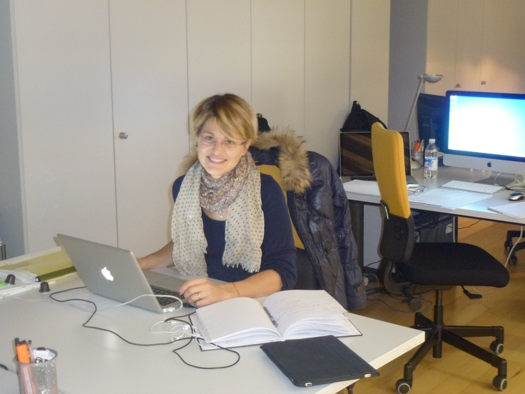 Project Manager at work in Hyphen-Land