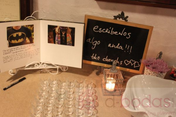 libro de firmas, bodas tenerife, d-bodas.com
