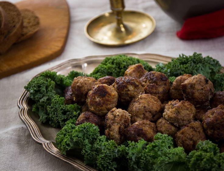 Klassiska julköttbullar | Recept från Köket.se