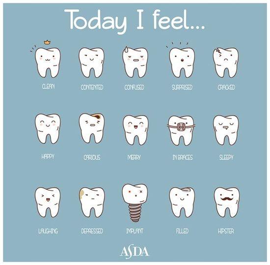 How do you feel today? Dentaltown - Dentally Incorrect