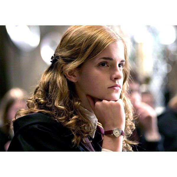 Why Was Hermione Granger Cast as White in the Harry Potter Films? ❤ liked on Polyvore featuring harry potter and hp