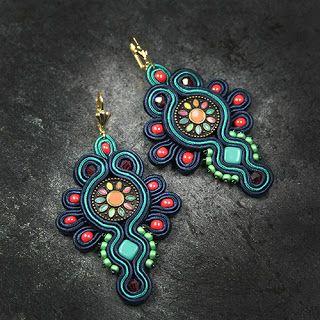 Djenka - biżuteria autorska sutasz i... przyjaciele: Aire de la montana