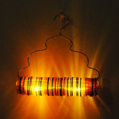 A lamp with an unique Indian-twist! ;)