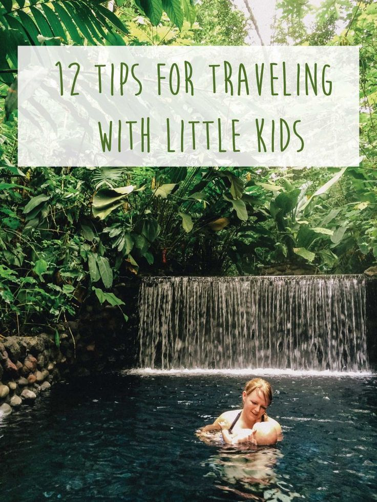 12 tips for traveling with little kids to a far away destination - www.petitloublog.com