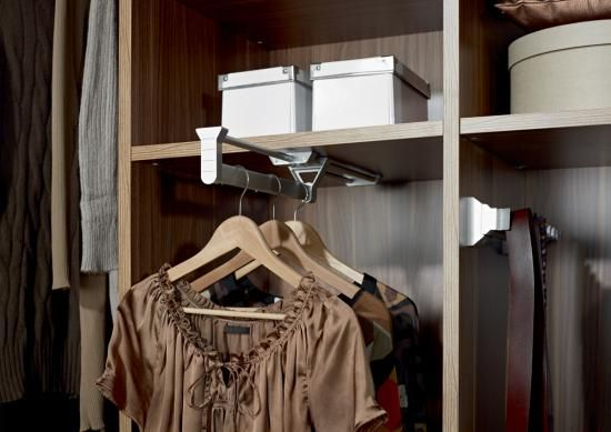 Awesome Shallow Closet Ideas   When Itu0027s Not Deep Enough For Hangers | Apartment  Ideas | Pinterest | Shallow, Hanger And Organizations