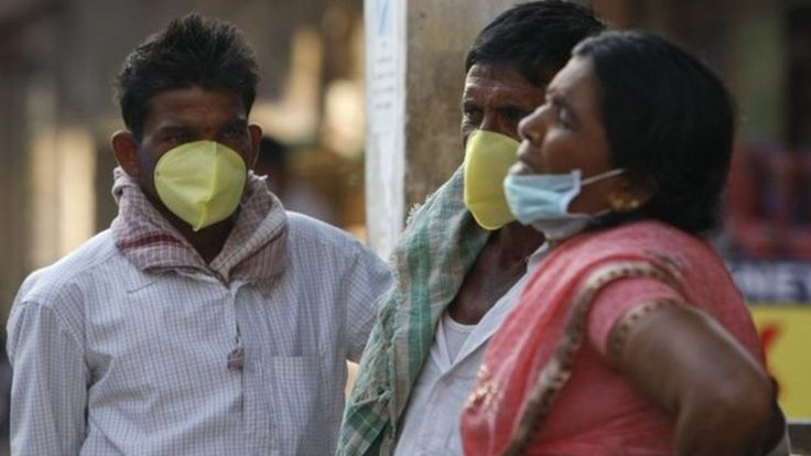 February 2015. Indian health officials are struggling to contain a swine flu outbreak that has killed more than 700 people since it took hold in mid-December. This year's outbreak of the H1N1 virus, which causes swine flu, is the deadliest in India since 2010.