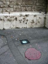 Memorials all over Sarajevo