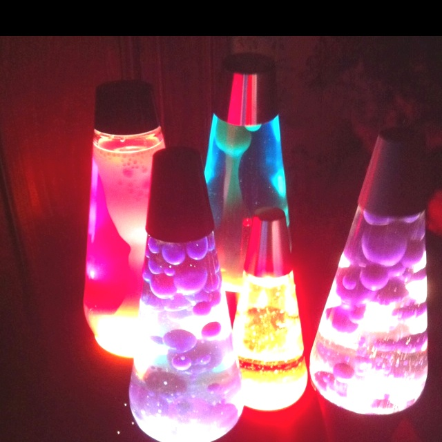 How Does A Lava Lamp Work Prepossessing 49 Best Lava Lamps ¸´*¨`*✿ Images On Pinterest  Lava Lamps Decorating Design