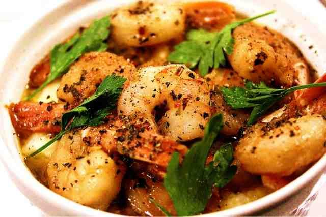 ... shrimp gritsyum bubba shrimp yummo seafood entree seafood seafood