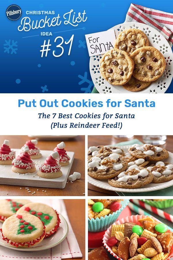The 7 Best Cookies For Santa Plus Reindeer Feed Pillsbury