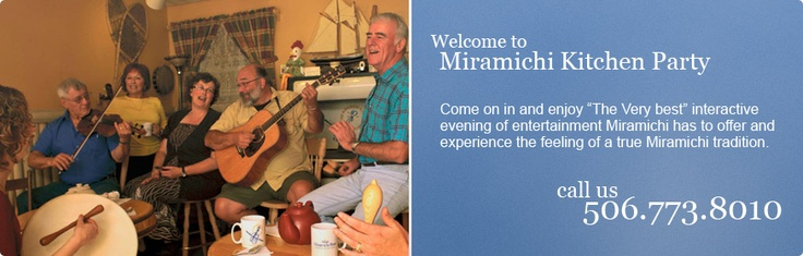 Miramichi Kitchen Party