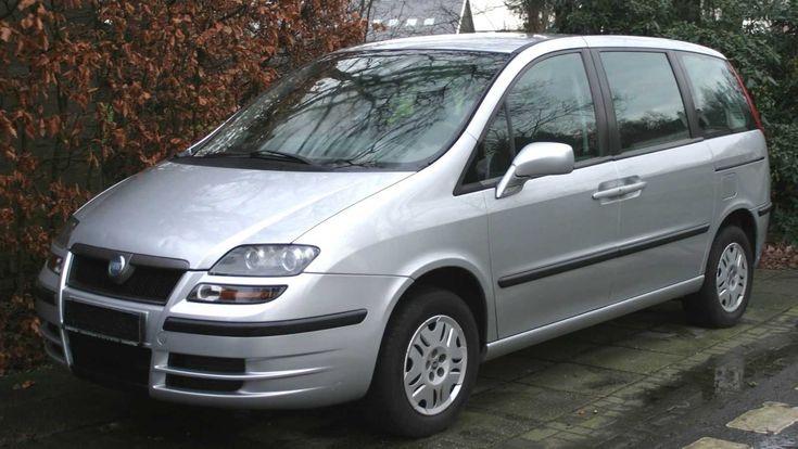 Fiat Ulysse 2.2 JTD, 2004