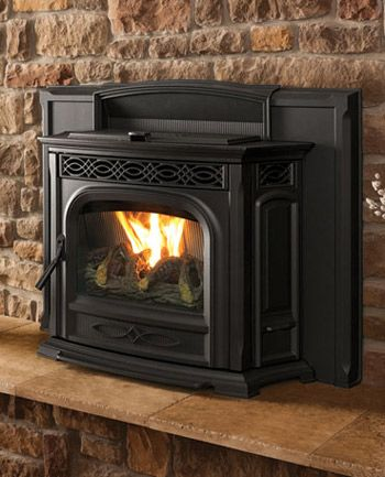 Pellet Fireplaces & Inserts