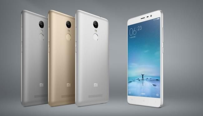 Redmi Note 3 With Aluminum Body And Finger Print Sensor Announced