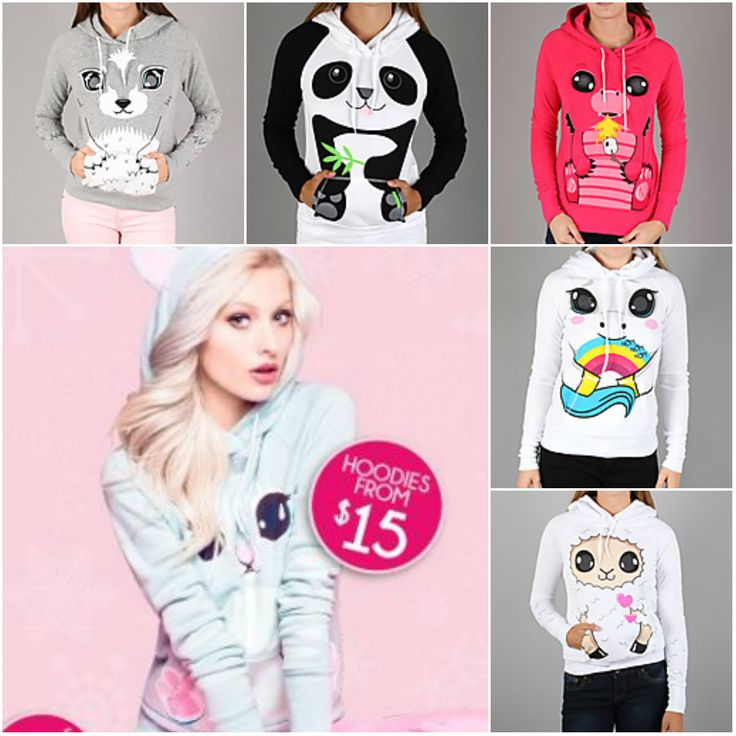 17+ best images about Cute hoodies on Pinterest | Mudkip ...