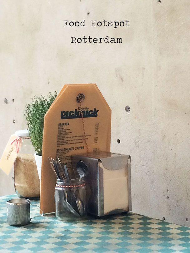 Food Hotspots Rotterdam | Picknick