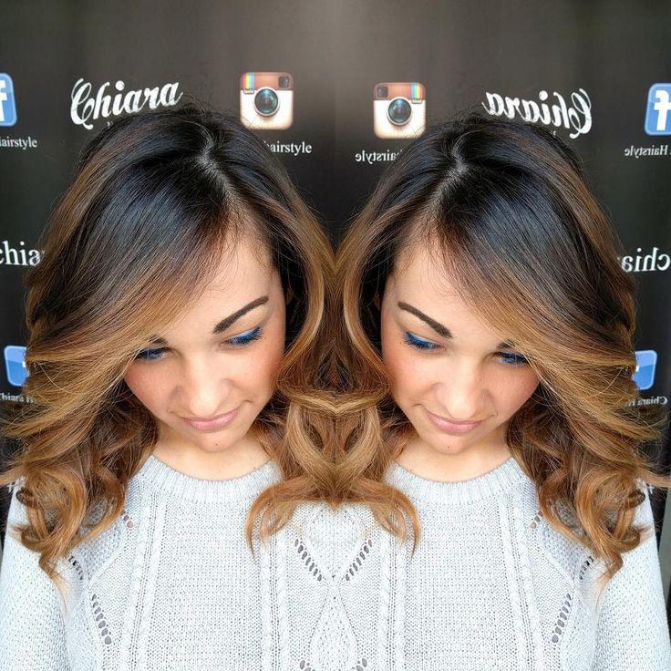 #ecaillecollection2016 @wellahair  #new ... #haircolor  #bari  #hairsalon... ❤️❤️ #love  #nice  #hair .....#quality  @chiara_hairdressing