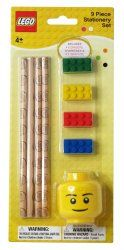 Lego Stationary Set